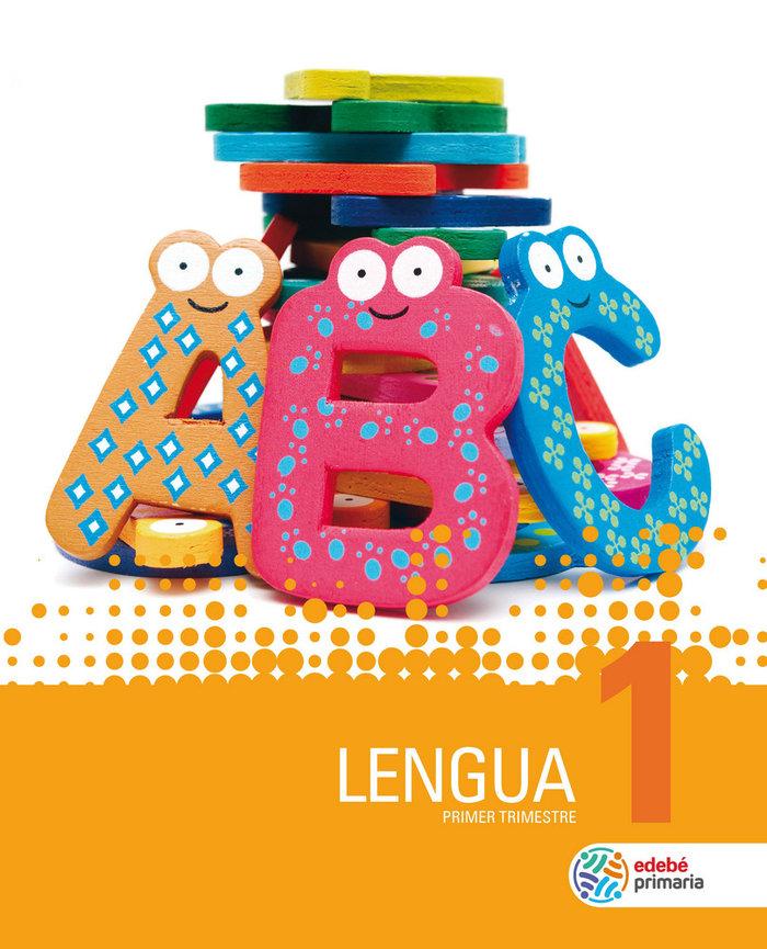 Lengua 1ºep + lectoescritura 18 mec