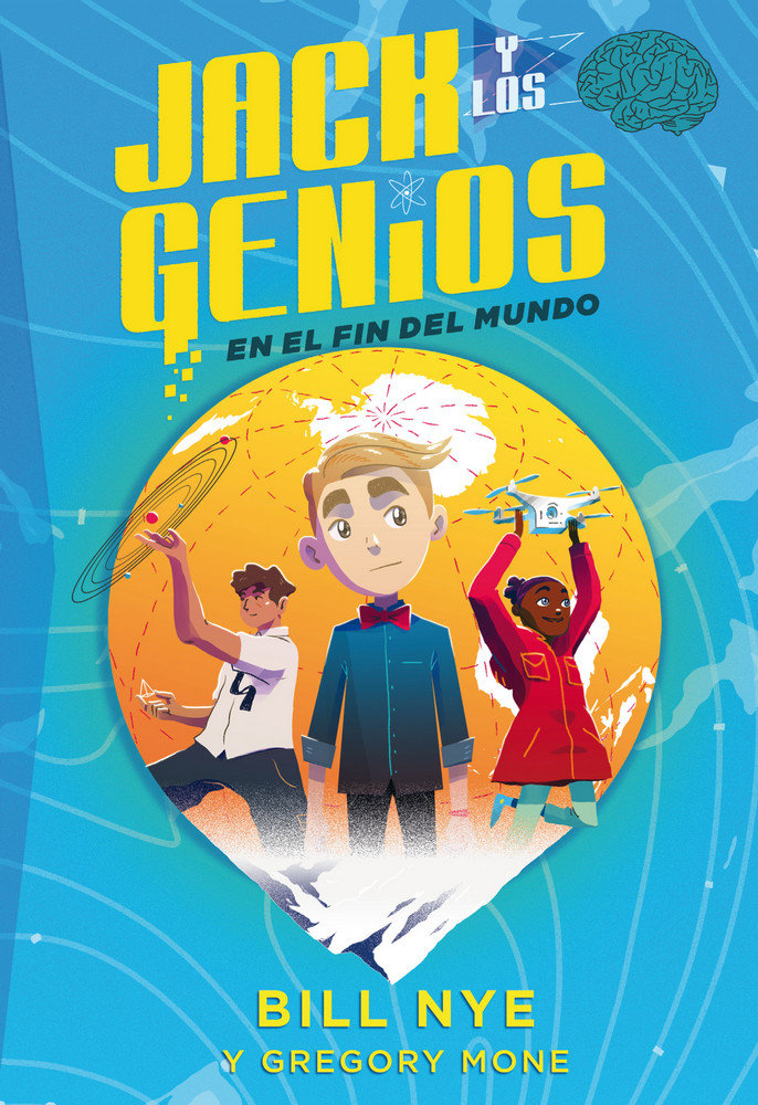 Jack y los genios 1 en el fin del mundo