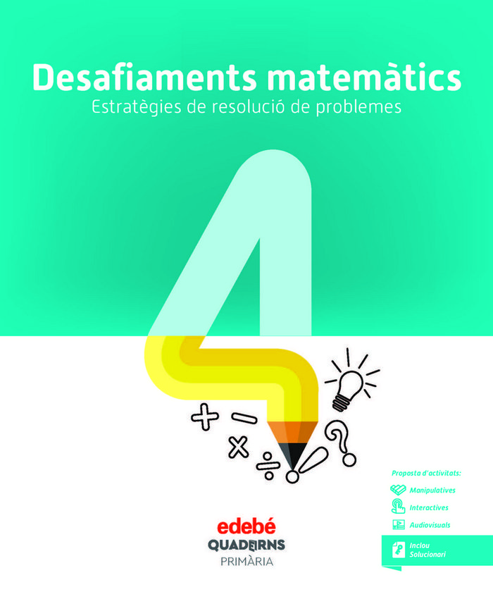 Quad.desafiaments matematics 4 ep cataluña 18