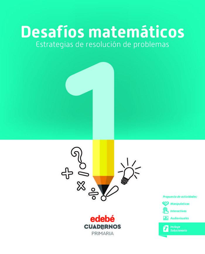 Cuaderno desafios matematicos 1 1ºep 18 estr.res.p