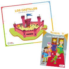 Castillos 3años ei 18 dentro de las murallas