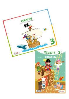 Pirates 5años ei cataluña 18 recerca del tresor