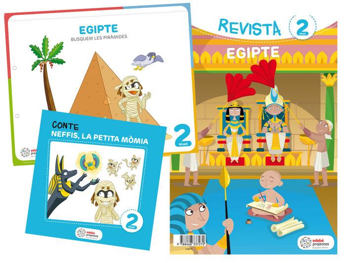 Egipte 4años ei cataluña 18 busquem les piramides