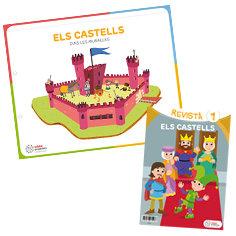 Castells 3años ei cataluña 18 dins les muralles