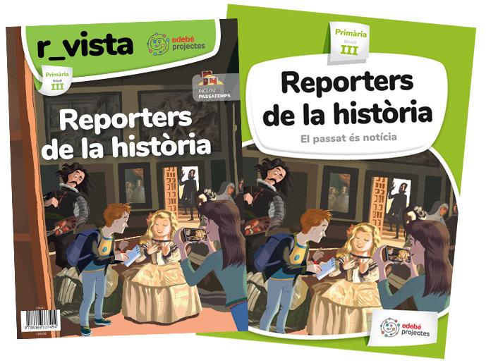 Ciencies socials ep cat.18 reporters historia
