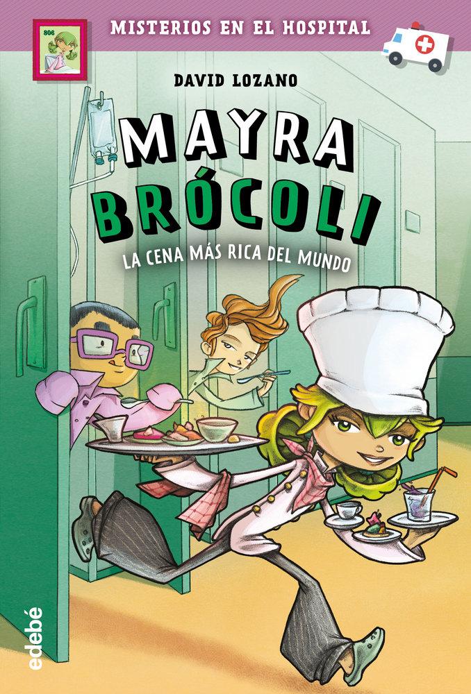 Mayra brocoli 1 cena mas rica del mundo