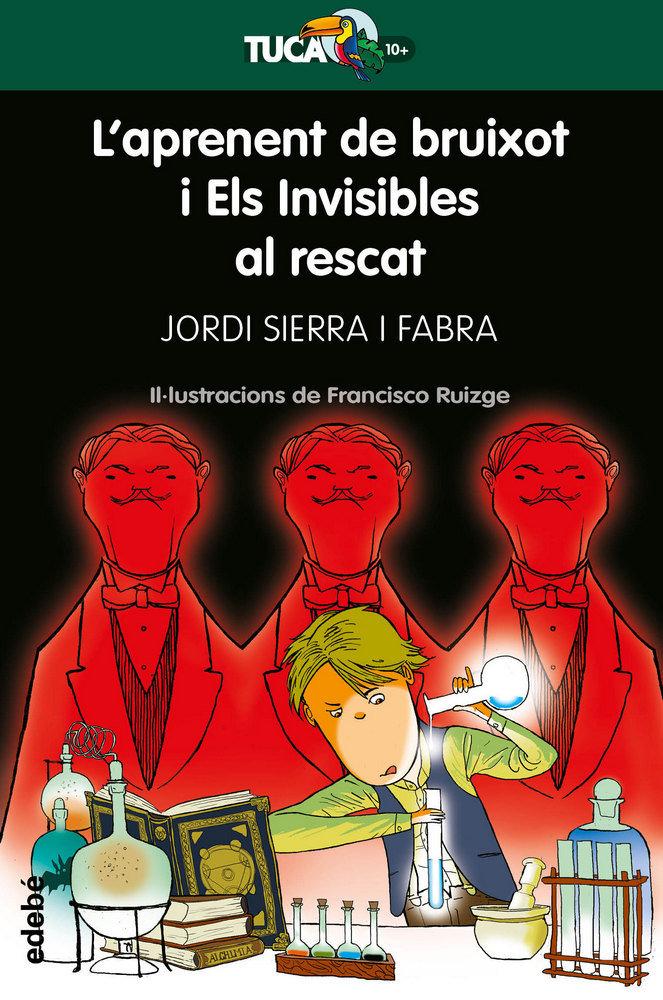 L'aprenent de bruixot y els invisibles al rescat