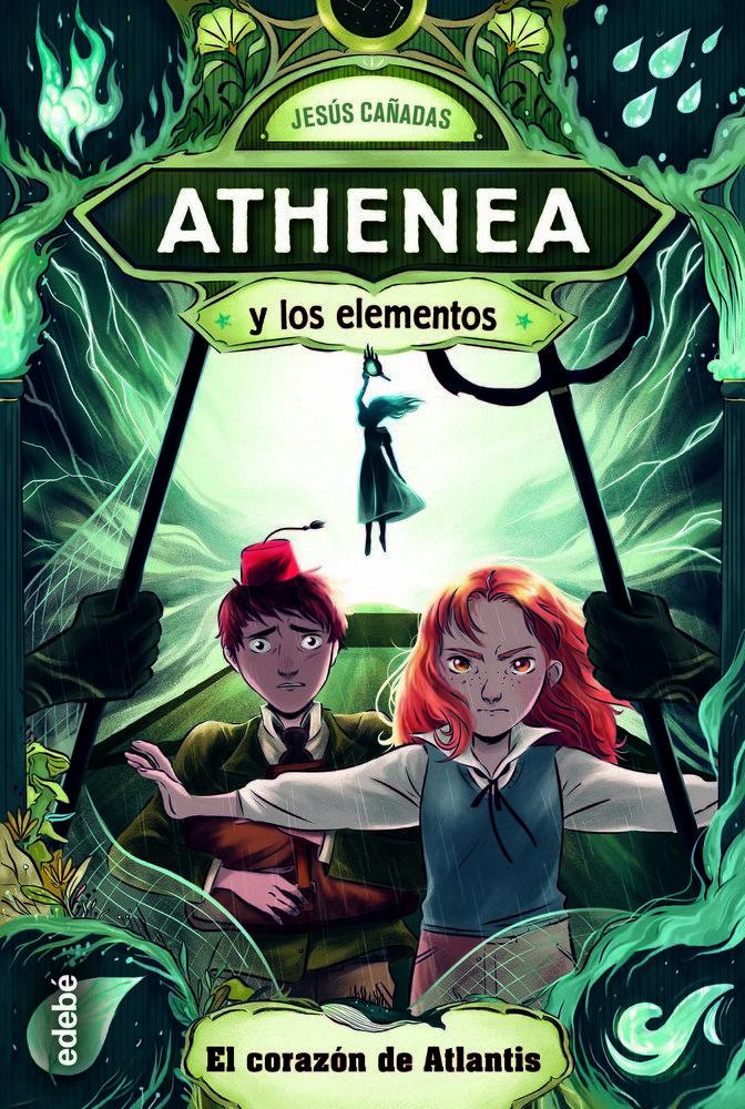 Athenea y los elementos 2 el corazon de atlantis