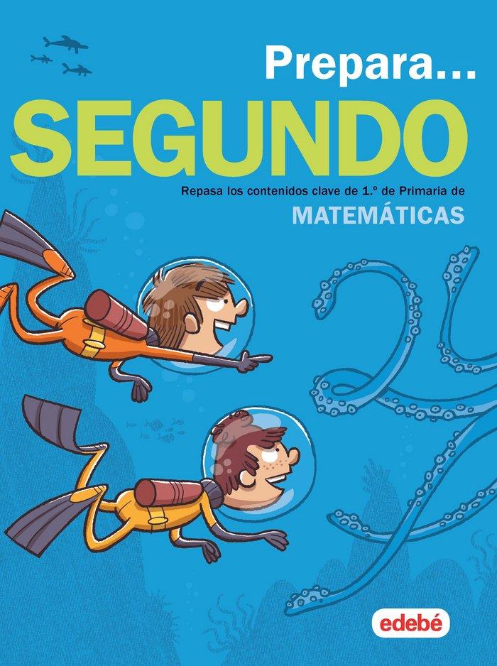 Cuaderno 1ºep 19 prepara matematicas de 2ºep