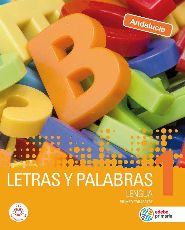 Lengua letras y palabras 1ºep andalucia 19