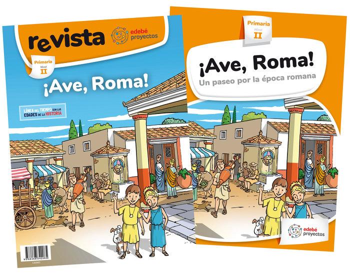 Ciencias sociales ep 19 ave roma paseo epoca roman