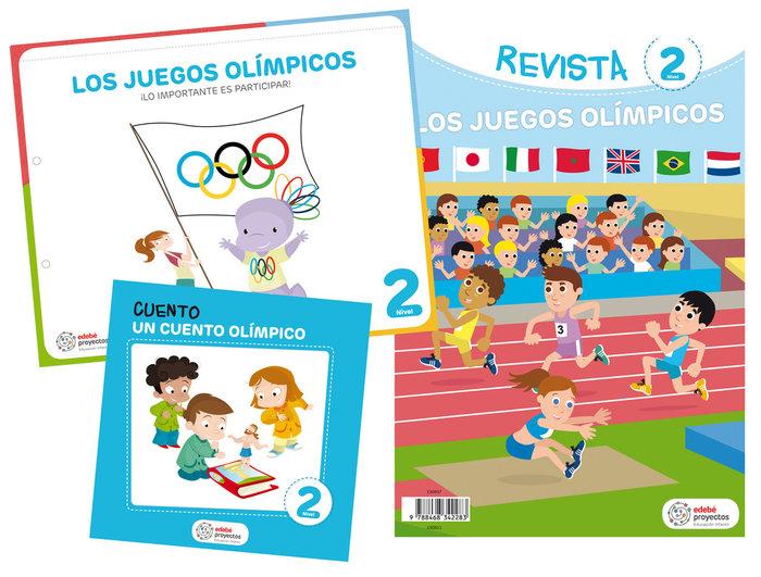 Juegos olimpicos 4años ei 19 lo importante es part