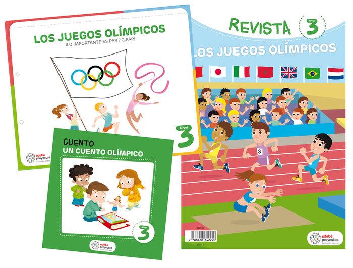 Juegos olimpicos 5años ei 19 lo importante es part