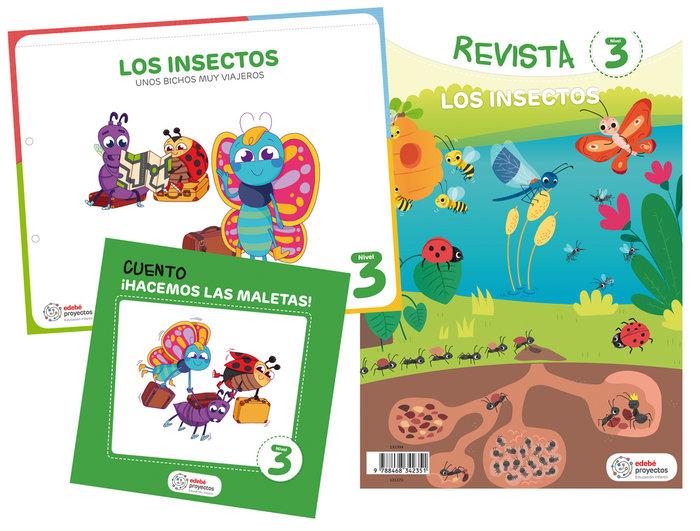 Insectos 5años ei 19 unos bichos muy viajeros