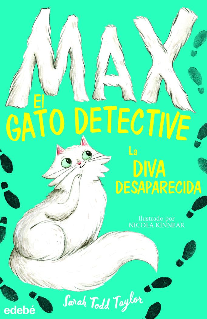 Max el gato detective 1