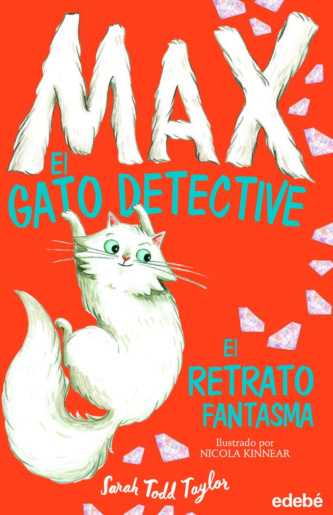 Max el gato detective 2 el retrato fantasma