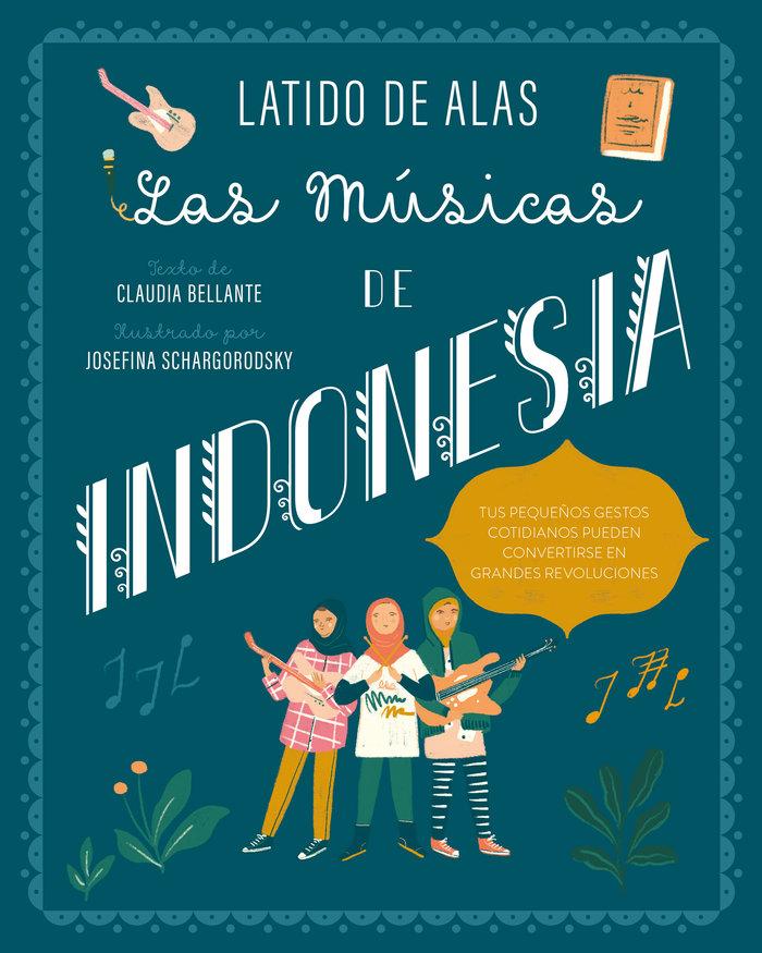 Musicas de indonesia,las