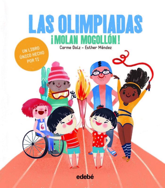 Las olimpiadas molan mogollon