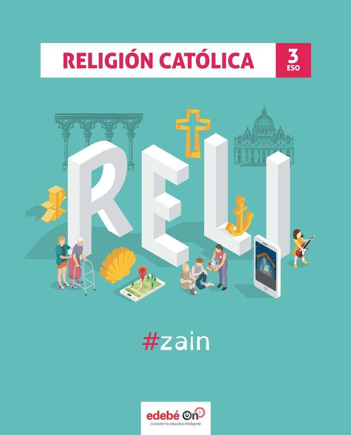 Religion 3ºeso 20 zain