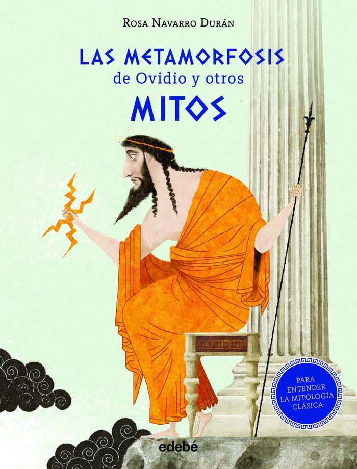 Metamorfosis de ovidio y otros mitos,las