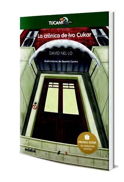 Cronica de ivo cukar,la premio edebe literatura infant 2020
