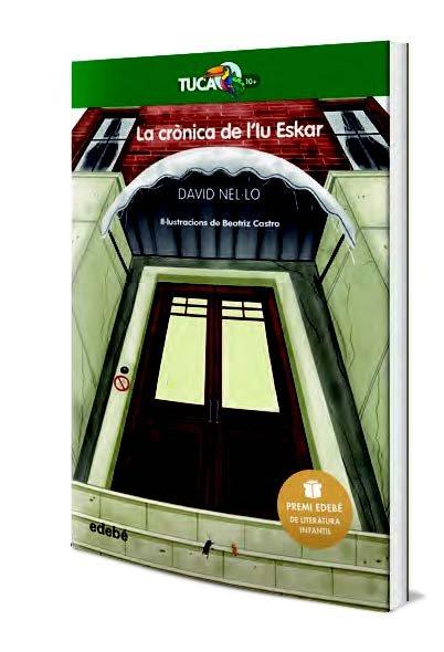 Cronica de liu eskar,la catalan premi edebe literatura 2020