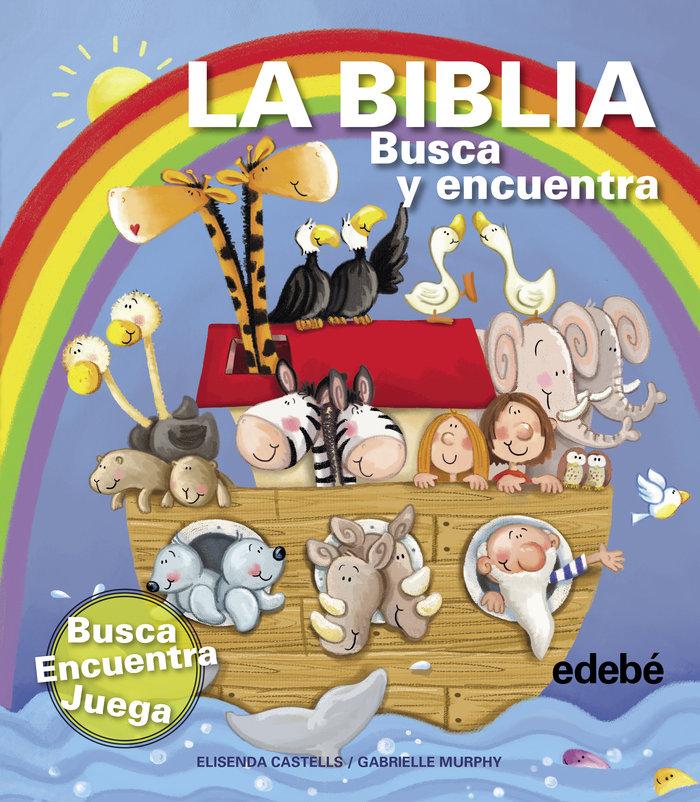 Biblia busca y encuentra,la