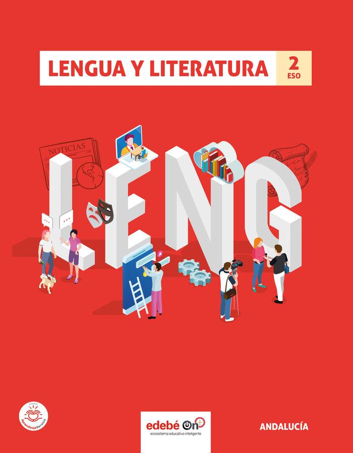 Lengua literatura 2ºeso andalucia 21