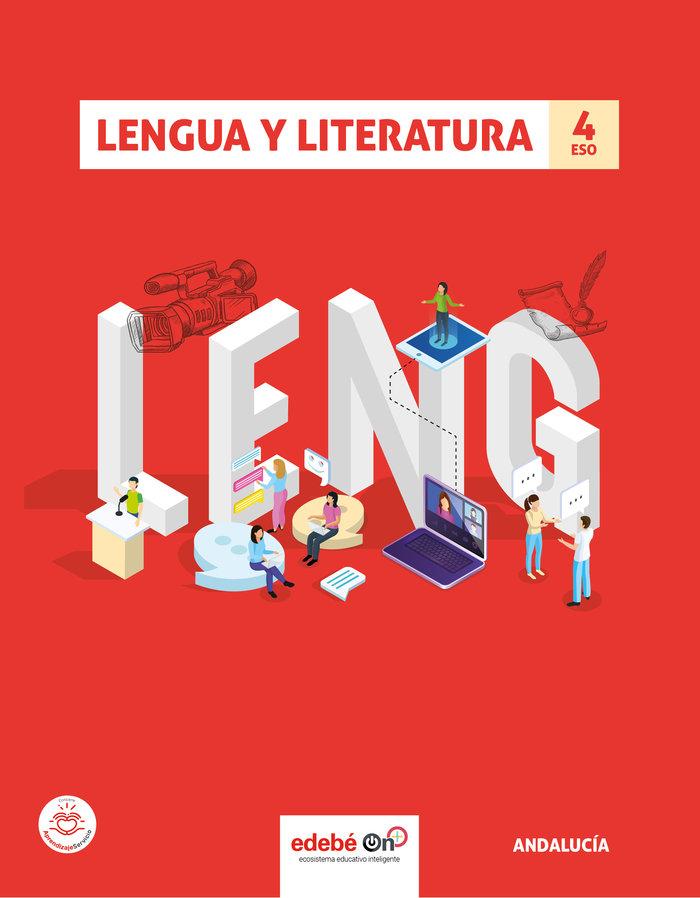 Lengua literatura 4ºeso andalucia 21