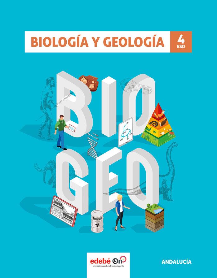 Biologia geologia 4ºeso andalucia 21