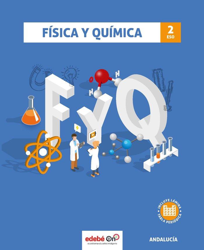 Fisica quimica 2ºeso andalucia 21 (incluye tabla p