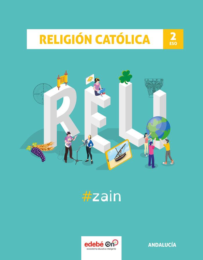 Religion 2ºeso andalucia 21 zain