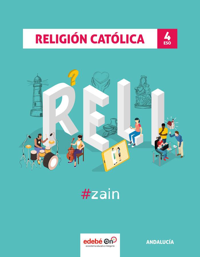 Religion 4ºeso andalucia 21 zain