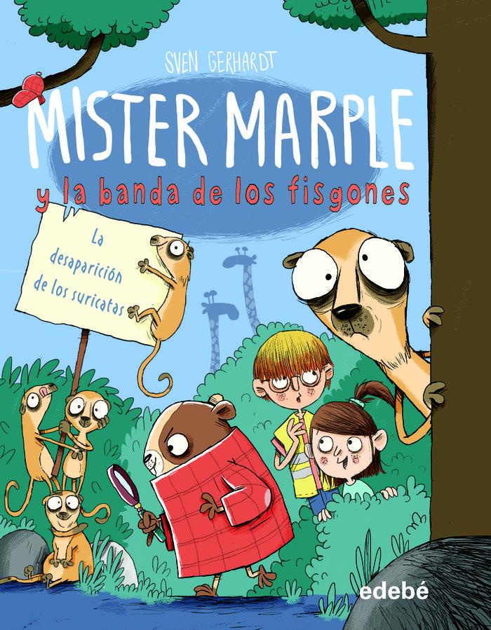 Mister marple 2 la desaparicion de los suricatas