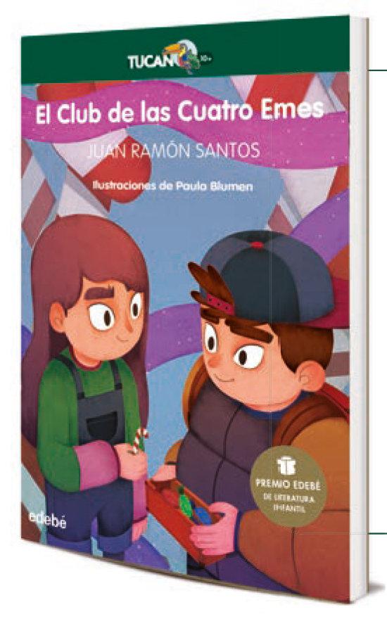 Club de las cuatro emes,el premio infantil literatura 2021