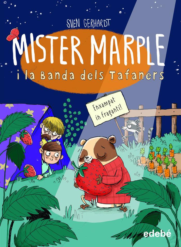 Mr marple 3 enxampat in fraganti