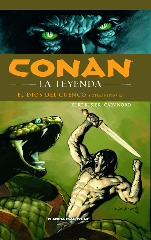 Conan la leyenda hc 2