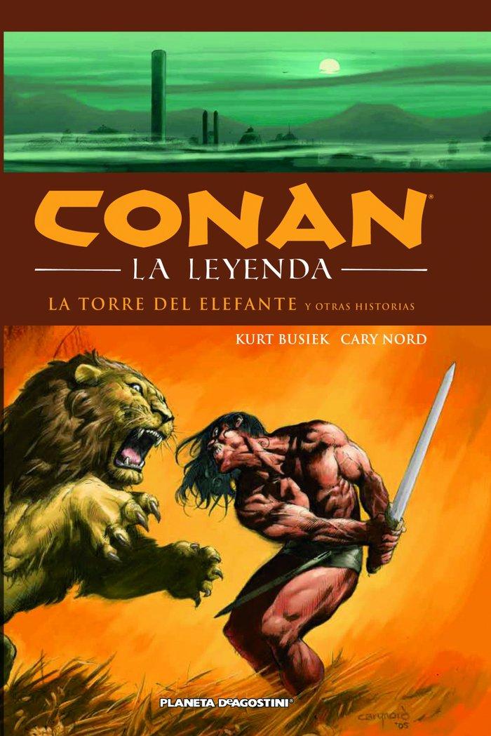 Conan la leyenda hc 3