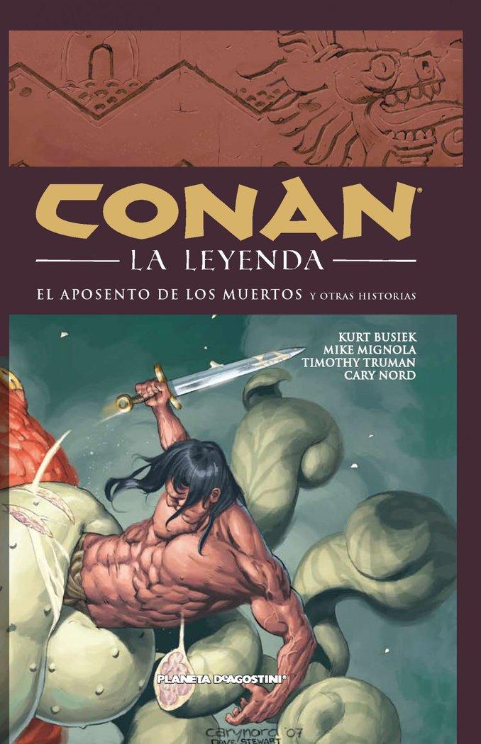 Conan la leyenda hc 4