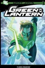 Green lantern de geoff johns nº2