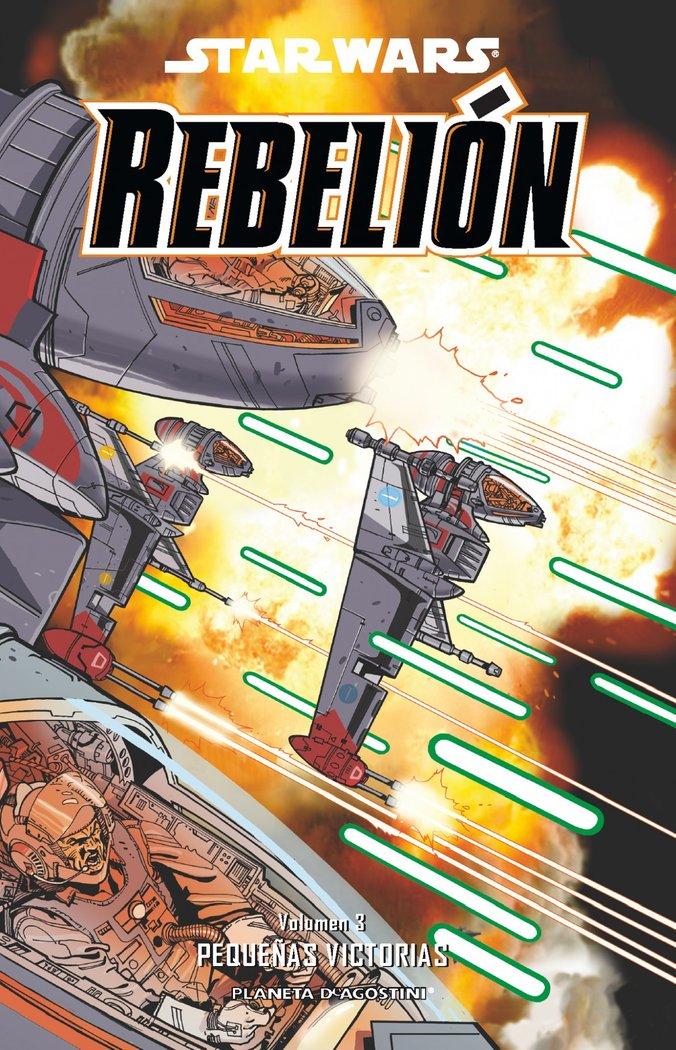 Starwars rebelion nº03