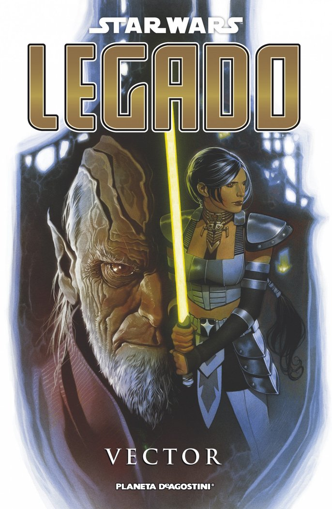 Starwars legado nº06