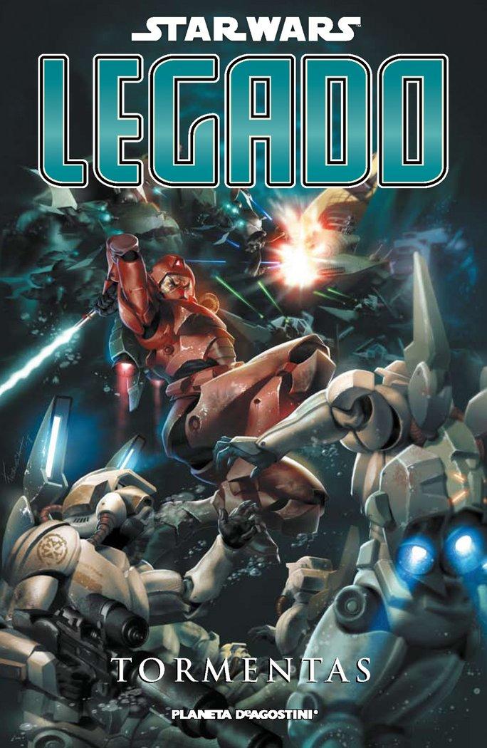 Starwars legado nº07