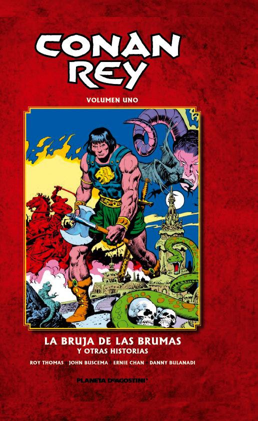Conan rey nº01/11