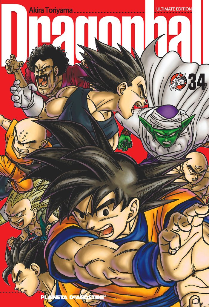 Dragon ball 34/34