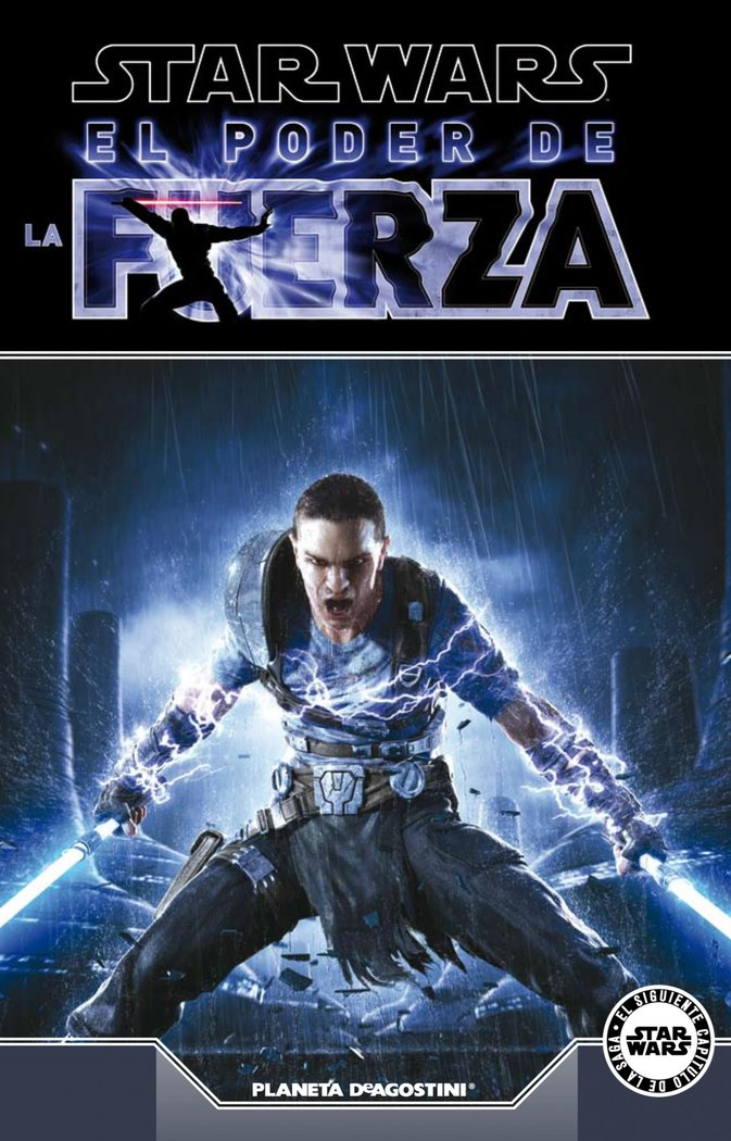 Starwars poder fuerza nº02