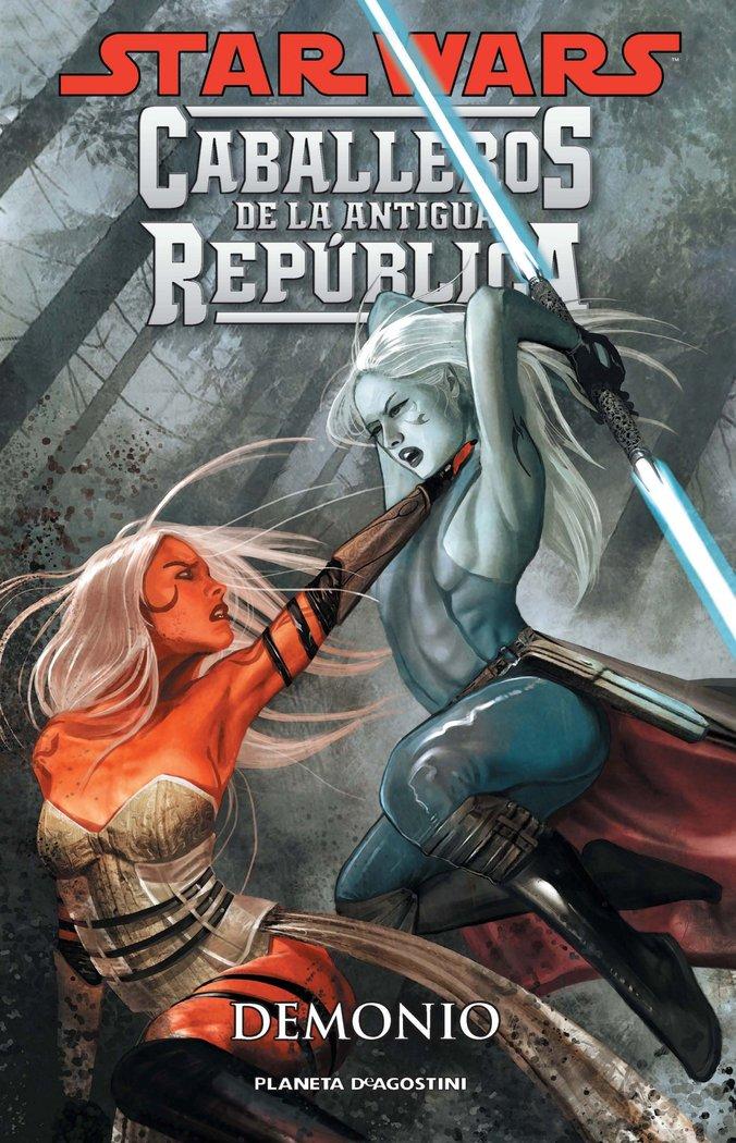 Star wars caballeros de la antigua republica 9