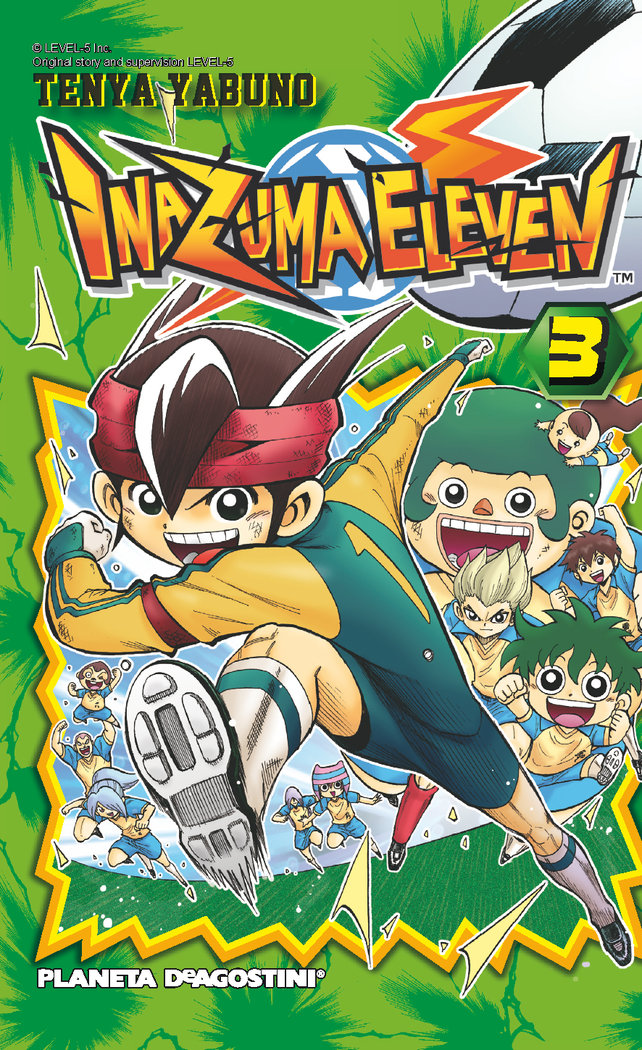Inazuma eleven 03