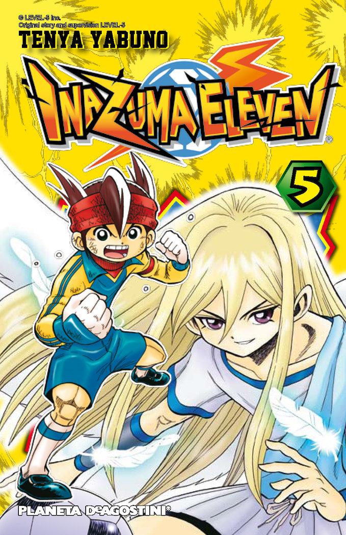 Inazuma eleven 05