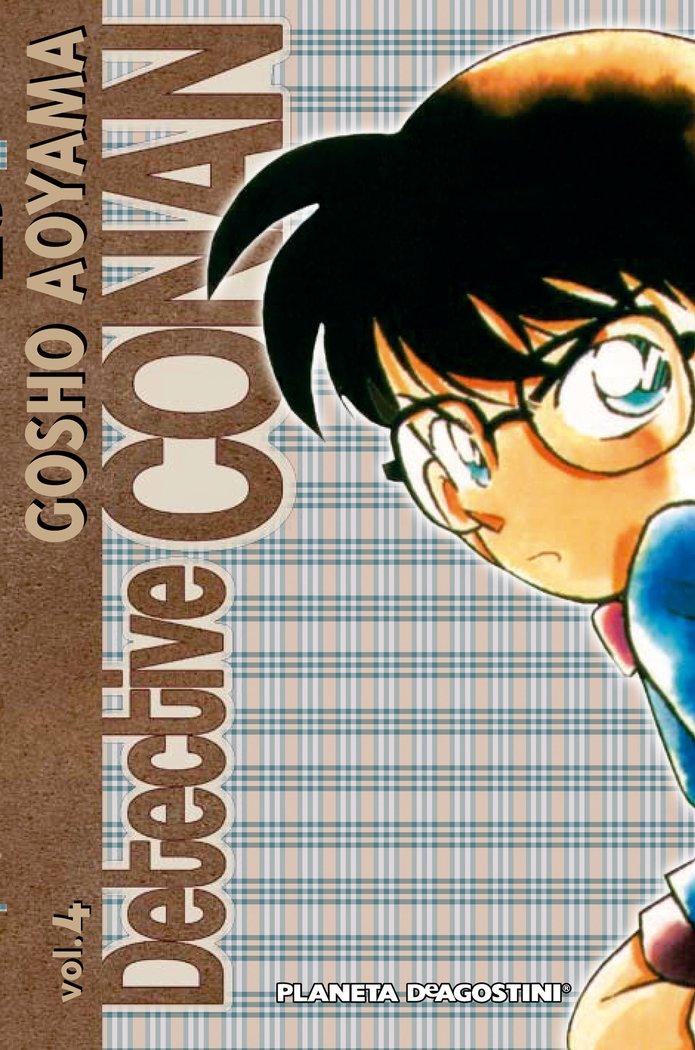Detective conan 04 (nueva edicion)